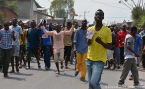 Opération policière musclée dans le quartier de Ngagara au Burundi