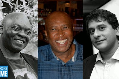 Three South Africans nominated for world's richest literary prize.
