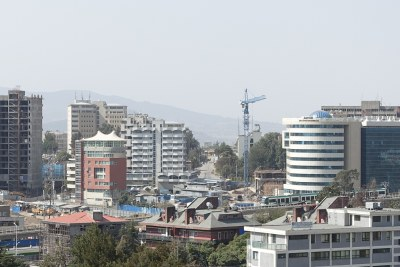 Addis Ababa (file photo)