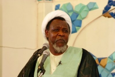 Sheikh Ibrahim El-Zakzaky.