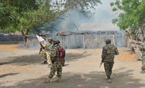 Des dizaines de maisons brûlées à Kumbo en zone anglophone au Cameroun