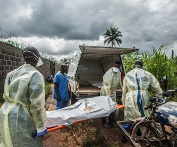 Sierra Leone's Burial Workers Fear Their Future