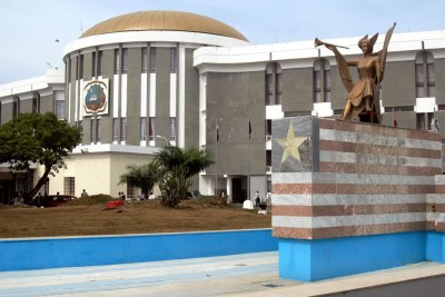 Liberian parliamentary building