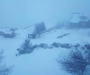 Winter Snows Arrive in South Africa, Lesotho