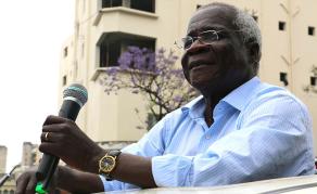 Mort d'Afonso Dhlakama, leader de l'opposition au Mozambique