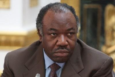 Ali Bongo Ondimba, President of Gabon