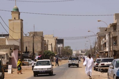 Downtown Dakar