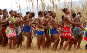 Porn and Sex Tourism - The eSwatini Reed Dance Made Sleazy