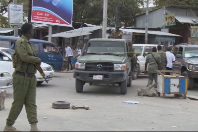 Security in Mogadishu