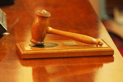 Judge's gavel (file photo).