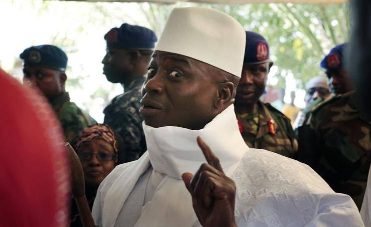 Women Accuse Ex-Gambian President of Rape