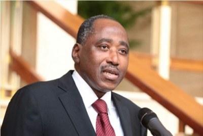 Amadou Gon Coulibaly  Premier ministre de la RCI