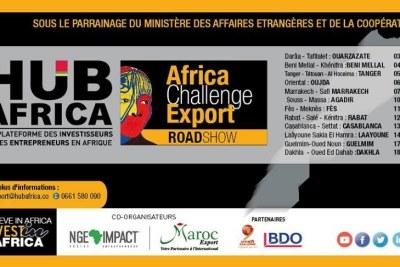 HUB AFRICA, première plateforme des investisseurs et des entrepreneurs en Afrique