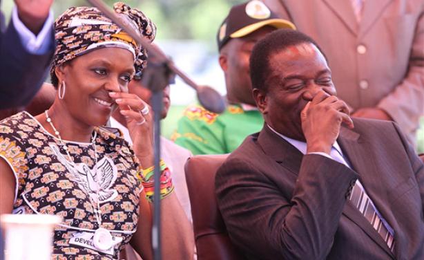 11510a7591a Grace Mugabe Donates Used Underwear - Report - allAfrica.com