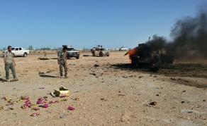 Violents affrontements entre groupe armés en Libye