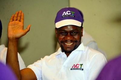 ACT Wazalendo national leader Zitto Kabwe.