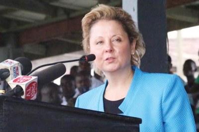 Ambassador Christine Elder