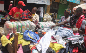 Is U.S. Using 'Petty Policy' to Force Used Clothes into Africa?
