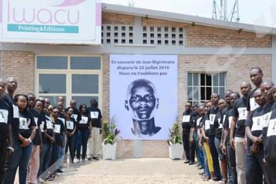 En souvenir de Jean Bigirimana journaliste à Iwacu