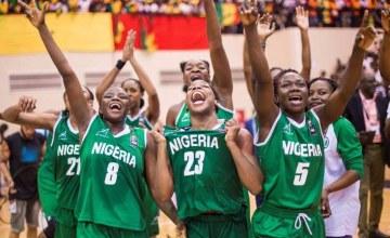 FIBA 2018 - Le Nigeria en quarts de finale