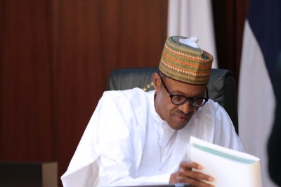 President, Muhammadu Buhari
