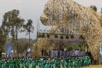 2016 Kwita Izina naming ceremony.