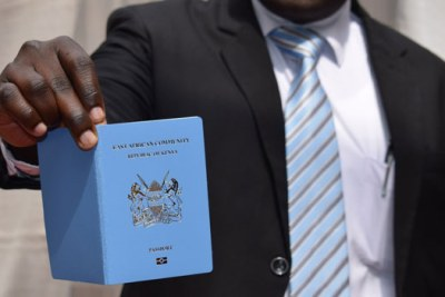 The e-passport will phaseout its chip-less predecessor.