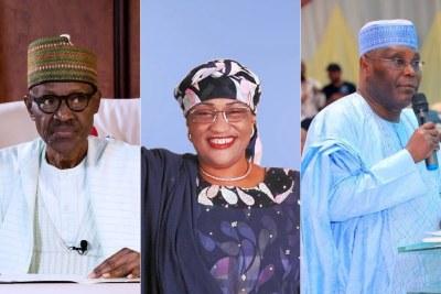 Buhari's Minister endorses Atiku for 2019.
