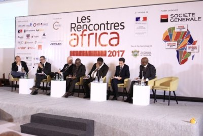Rencontres Africa 2017