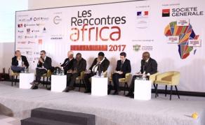 Rencontres Africa 2017: Le Drian en visite diplomatico-économique à Abidjan