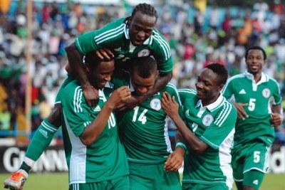 Equipe de football du Nigéria