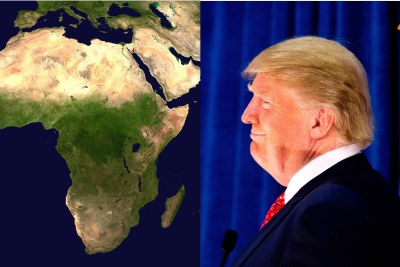 Africa v Trump