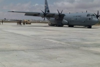 U.S. sends medical aid to Mogadishu terror attack victims (file photo).