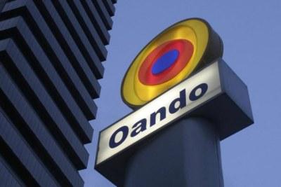 Nigerian oil company, Oando.