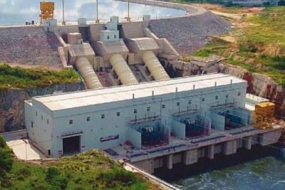 Barrage hydroélectrique de Soubré