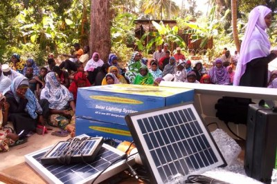 Solar power is just one of many ways Africa is helping to reduce greenhouse gas emissions