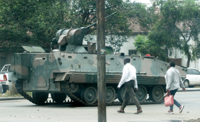 Did People Die During Army Operation That Led to Mugabe's Ouster?