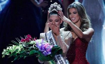 Miss Afrique du Sud, première africaine Miss Univers