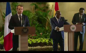 Watch Powerful Speech From Ghana's President Nana Akufo Addo