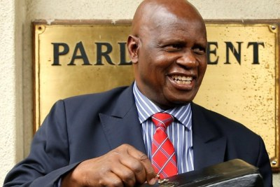 Finance Minister Patrick Chinamasa presented Zimbabwe's 2018 Budget.