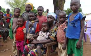 De plus en plus d'enfants victimes de guerre
