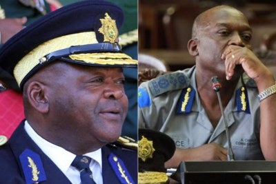 New Acting Police Commissioner Matanga has taken over from Augustine Chihuri.