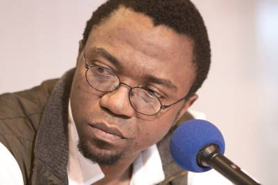Novelist Patrice Nganang (file photo).