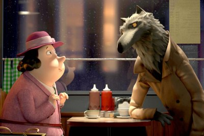 A scene in Revolting Rhymes.