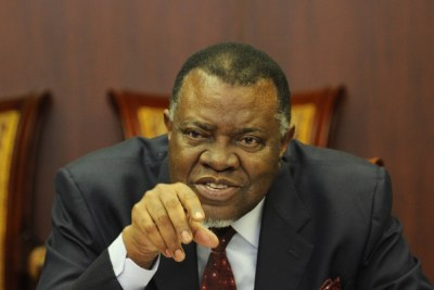 Le président Hage Geingob souhaite exproprier les propriétaires terriens étrangers qui ne vivent pas en Namibie en échange d'une compensation financière.