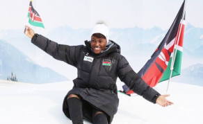 Kenya's Winter Olympics Star Fails to Make Final