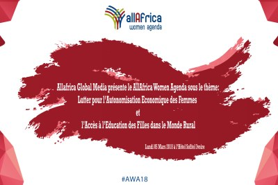 AllAfrica Women Agenda 2018