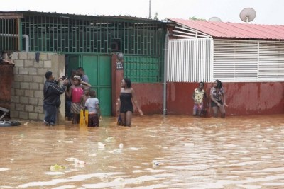 Des pluies causes des embarras à travers le pays