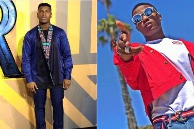 John Boyega puts Wizkid's song, Daddy Yo in his upcoming Hollywood movie.