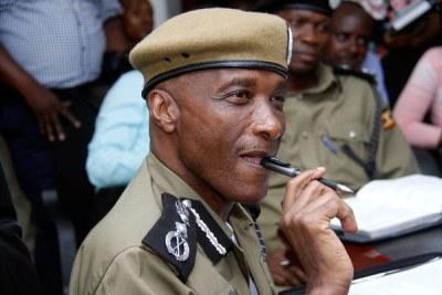 General Kale Kayihura
